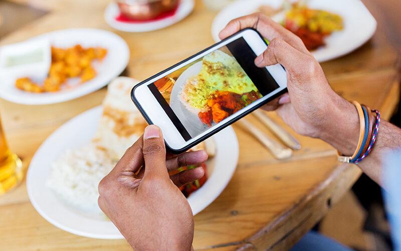 Creare menù digitale