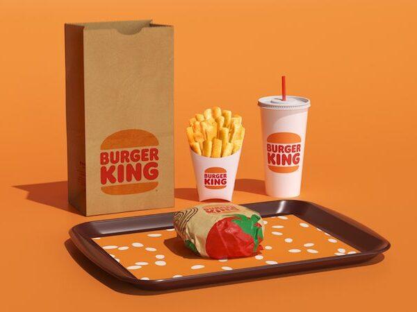 Rebrand Burger King
