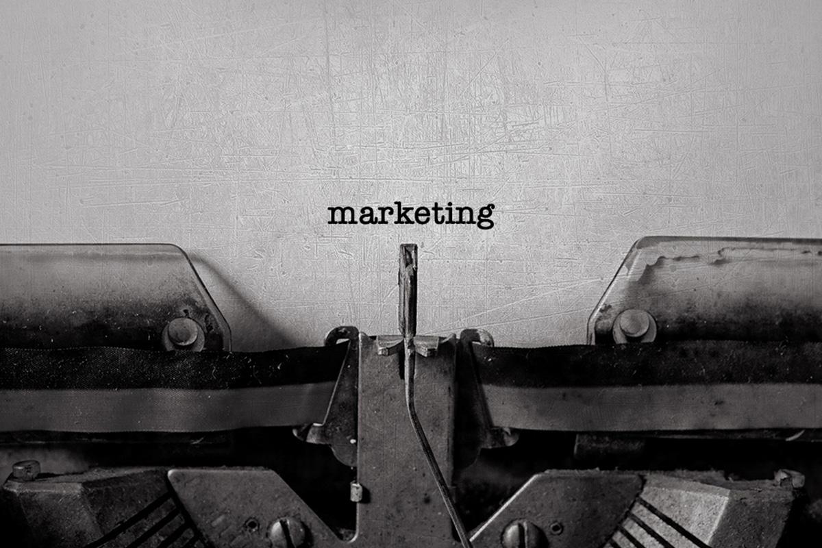 Marketing Old School - Neobrand.