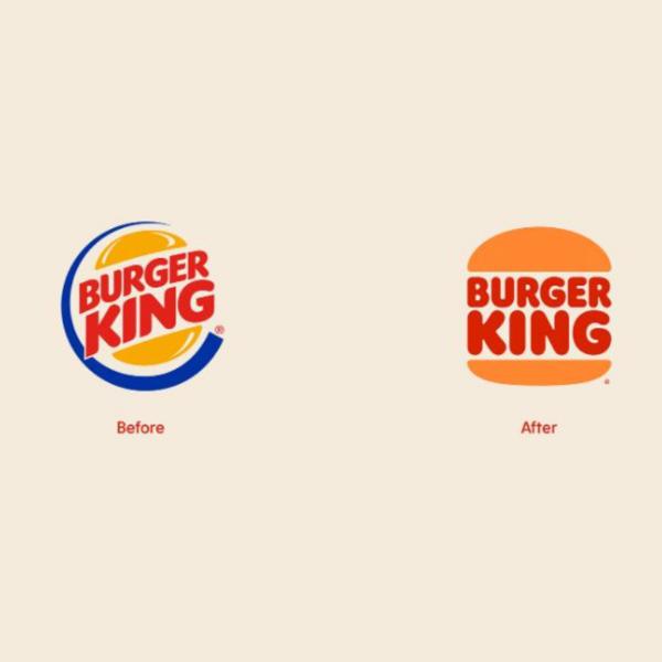 Nuovo Logo di Burger King
